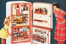 Vintage kitchen appliances / Vintage kitchen appliances.