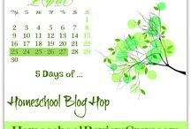 5 Days of ...  Homeschool Blog Hop 2018