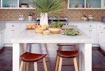 houzz: kitchen / by Jennifer Wardle