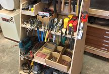 Shed tool tidy