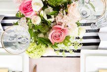 Pink & Navy Wedding / by Elizabeth Akens
