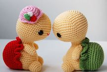 Knitty and crochety - toys and cuddles