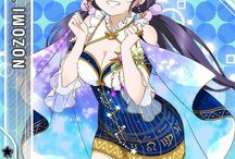 Game Love Live! School Idol Festival ラブライブ!スクール・アイドル・フェスティバル / This's my interesting music based game.