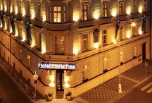 Hotels in Prague / a board for every #TRAVEL ENTHUSIAST there looking for a Hotel in Prague