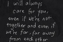 Love Quotes / by Grace Hagen