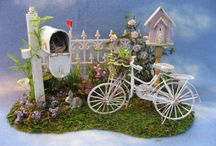 flori și grădini mini