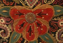 embroidery, stitches, patterns