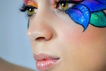 Carnaval Schminkideeën / by paula prevoo