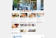 Web Design / Mostraremos nuestros trabajos, y os iremos presentando todo lo nuevo.
