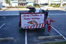 OC Christmas Parade! 2015 / Atlantic Shores Realty Team