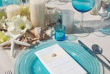 Decor Ideas - Sophisticated Beach / Oyster Box