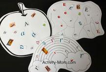 Alphabet activitie