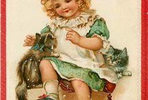 открытки детские