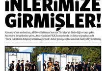 2014 Eylül manşetler