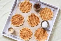 Pancakes and waffles / For breakfast, lunch, dinner or anytime in between