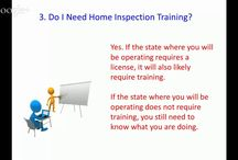 How To Become A Home Inspector / Becoming A Certified Home Inspector  While the numbers continue to grow, the American Society of Home Inspectors (ASHI) estimates that 77 percent of the homes sold in the United States and Canada today are inspected prior to purchase. This means that the market is still underserved and that the remaining growth potential is considerable. This trend leaves room for many to become a home inspector and construct a home inspection career, or even begin a home inspection company