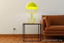 Lamps / by Архиновости