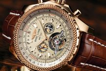 We Love: Be A Watch Connoisseur / Timepieces that show you know everything this is to know about style