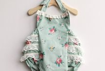 vintage inspired baby clothes