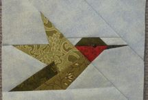 Paper Piecing / by Beverly White