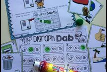 Digraph/Blends Lessons / by Nikki Warchol