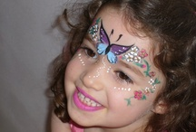Face painting / by Elicia Williams