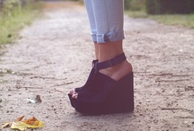 shoes are a girl s best friend / by Denna Zeanah