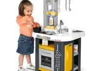 Detské kuchynky / Detské kuchynky pre každého malého kuchára alebo kuchárku.