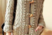 Chaquetones de lana