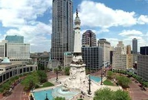 Indianapolis, Indiana / by Stephanie Swaney Brandhoefer