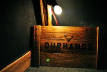 Ourhands (Woodsman Company) / wooden