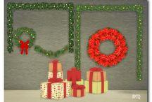 S4: Noël (achat/construction)