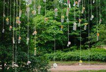 dream backyard wedding