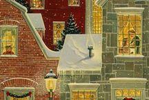 Nostalgiske julebilder - Christmas nostalgia