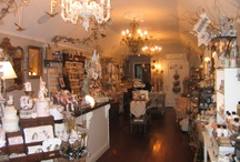 My Favorite Things / This is my gift shop in Nevada City, California.
