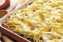 Food / Spaghetti