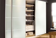 Sliding Door Wardrobes by Bedrooms Plus / Sliding door wardrobes - Starting at £55 with a 10 year warranty. Delivered to your home and installed EASILY. Choose your style today. http://www.bedroomsplusonline.co.uk/sliding-wardrobe-doors-21-c.asp