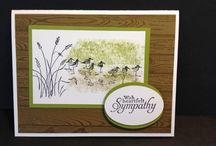 Cards Wetland Stamp Set