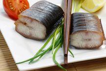 Tuna/eel