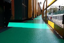 Anti Slip Coatings / Surface Safe is a specialist in the supply and installation of the most diverse range of slip and fall injury prevention products that meets all relevant Australian Standards.  We are able to deliver specific and individualised solutions that meet any budget, with supply and installation provided quickly and efficiently.