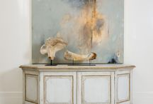 Buffet / entry tables / by Claire Jordan