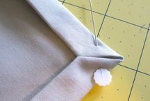 How to - Sewing