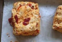 Biscuits and scones