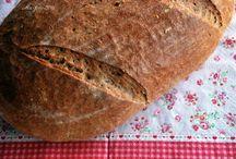 Kváskové chleby / Kváskové pečivo, kurzy kváskování, chléb
