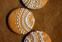 Gingerbreads etc.