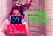 Projetinhos Especial de natal Blog menina rosa by Rosa Albertí