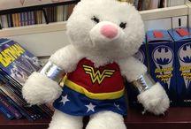 Discover Wonder Woman / Finding Wonder Woman everywhere