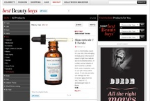 InStyle 2012 Best Beauty Buys / by Skin1