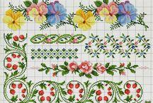 Cross Stitch / cross stitch patterns