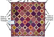 General Quilting Info